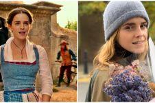 Bantah rumor pensiun, ini 6 fakta perjalanan karier Emma Watson