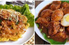10 Resep olahan telur dan tahu ala rumahan, enak dan sederhana