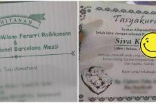 10 Nama anak di undangan ini uniknya bikin senyum