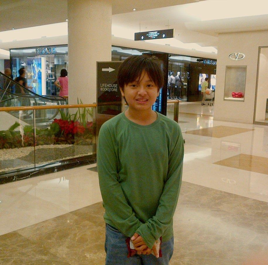 Potret masa kecil Arsy Widianto © 2021 brilio.net