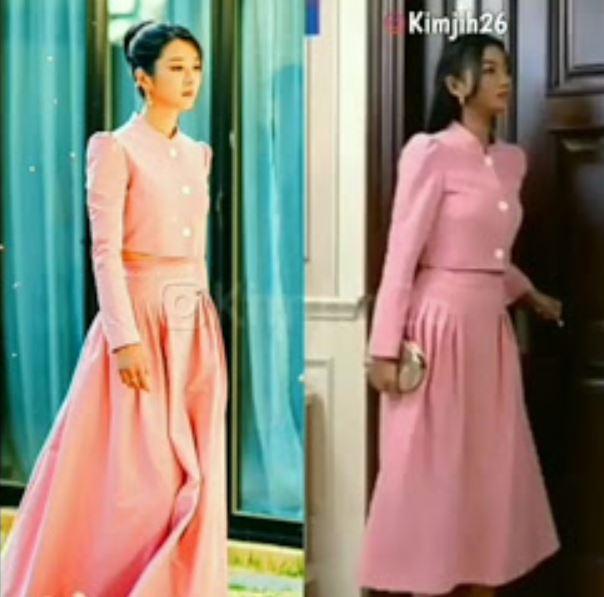 outfit pemain Ikatan Cinta mirip drama Korea © 2021 brilio.net