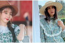 7 Gaya outfit pemain Ikatan Cinta ini mirip artis drama Korea