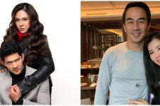 Momen mesra 6 aktor laga Tanah Air dan pasangan asli, jauh dari gosip