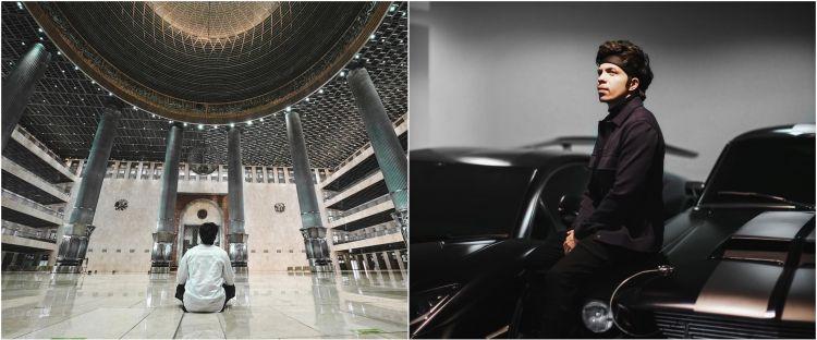 10 Momen Atta Halilintar survei lokasi akad, seharian keliling Jakarta