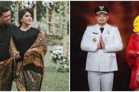 6 Momen Kahiyang Ayu dampingi suami pelantikan Wali Kota Medan