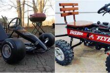 10 Gokar dengan desain absurd dan antimainstream, bikin auto heran