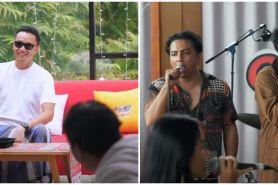 Momen lucu 7 musisi 'dipaksa' senam di Collabonation CAMP The Series