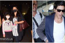 8 Gaya airport fashion seleb Bollywood, Aishwarya Rai tampil sederhana