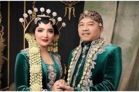 9 Pemotretan Ashanty & Anang Hermansyah bak pengantin Jawa, manglingi