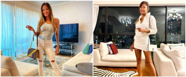 9 Potret rumah Shanty Paredes di Hong Kong, pemandangannya kece