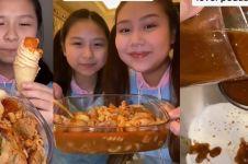 Viral resep es krim rasa seblak, mudah dan bikin penasaran