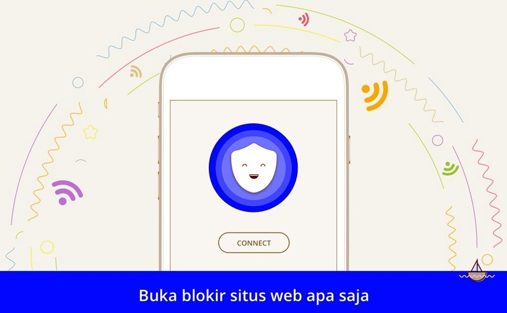 7 Aplikasi pembuka blokir situs © 2021 brilio.net