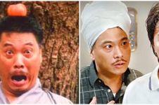 8 Potret kenangan Ng Man-tat 'Paman Boboho' sebelum meninggal dunia