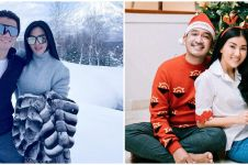 11 Potret pasangan seleb dalam balutan Kimono, Syahrini curi perhatian