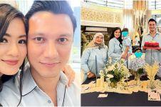 10 Momen perayaan ultah Christian Sugiono ke-40, penuh kehangatan