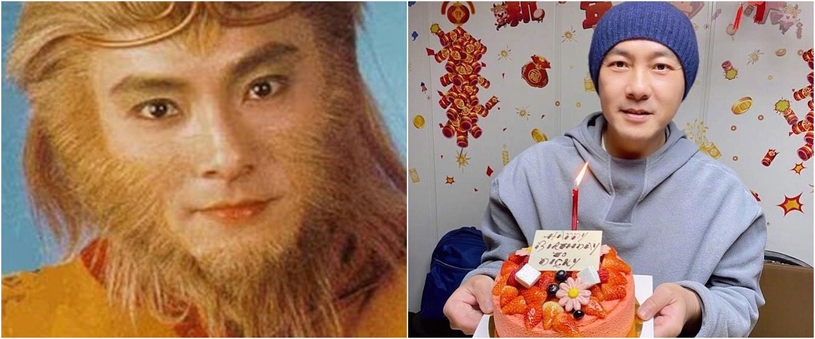 7 Potret Dicky Cheung pemeran Sun Go Kong, awet muda di usia 56 tahun