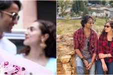 8 Potret mesra Shaheer Sheikh dan Ruchikaa Kapoor usai menikah