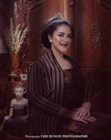 Kahiyang Ayu kain etnik © 2021 brilio.net