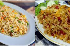 10 Resep nasi goreng ayam paling enak, istimewa, dan praktis