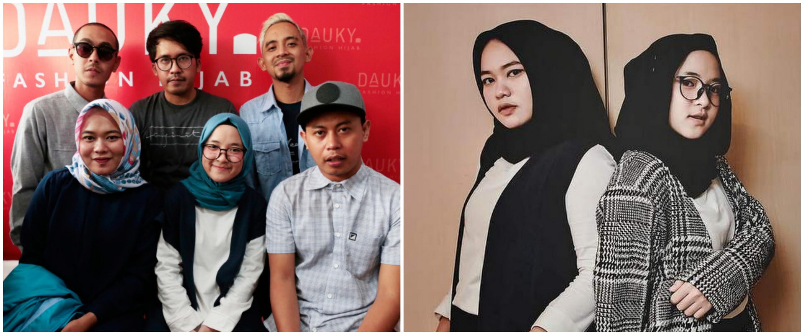 10 Potret terbaru Anisa Rahman eks Sabyan, dinikahi pria Malaysia
