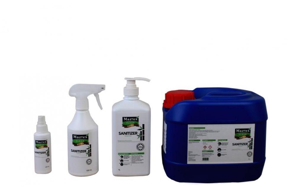 Hand sanitizer maztex © 2021 brilio.net