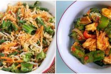 8 Resep olahan kecipir ala rumahan, enak, sehat dan simpel