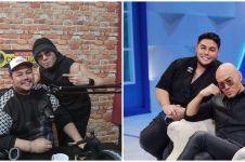 10 Potret persahabatan Ivan Gunawan dan Deddy Corbuzier, bikin gemas