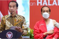 Satu tahun Covid-19, Jokowi tegaskan komitmen kendalikan pandemi