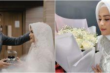 Peringati satu bulan pernikahan, Karlie Fu beri kejutan Ikke Nurjanah