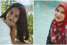 7 Pemotretan terbaru Sandrinna Michelle, disebut mirip Irish Bella