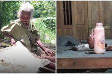Kisah pilu nenek usia 91 tahun makan sisa tiwul singkong