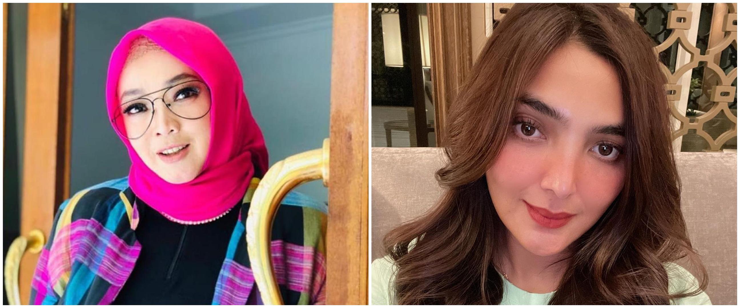 Kenangan Rina Gunawan raih rekor karena pernikahan Anang-Ashanty