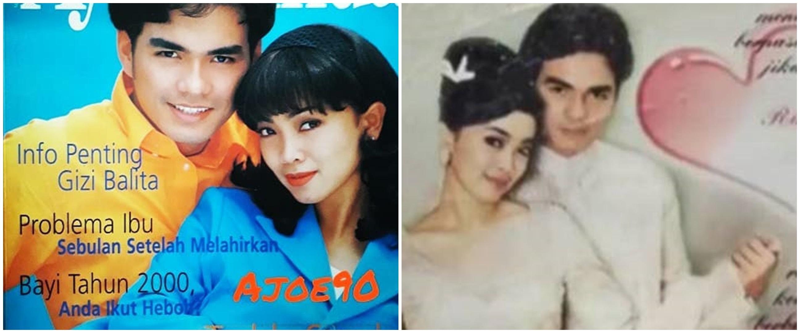9 Potret kenangan Rina Gunawan dengan Teddy Syah di awal karier