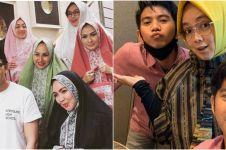 10 Potret kenangan seleb bersama Rina Gunawan sebelum meninggal dunia