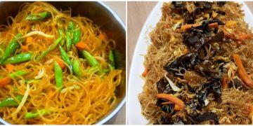 10 Resep mi soun goreng ala rumahan, cepat dibuat dan hemat di kantong