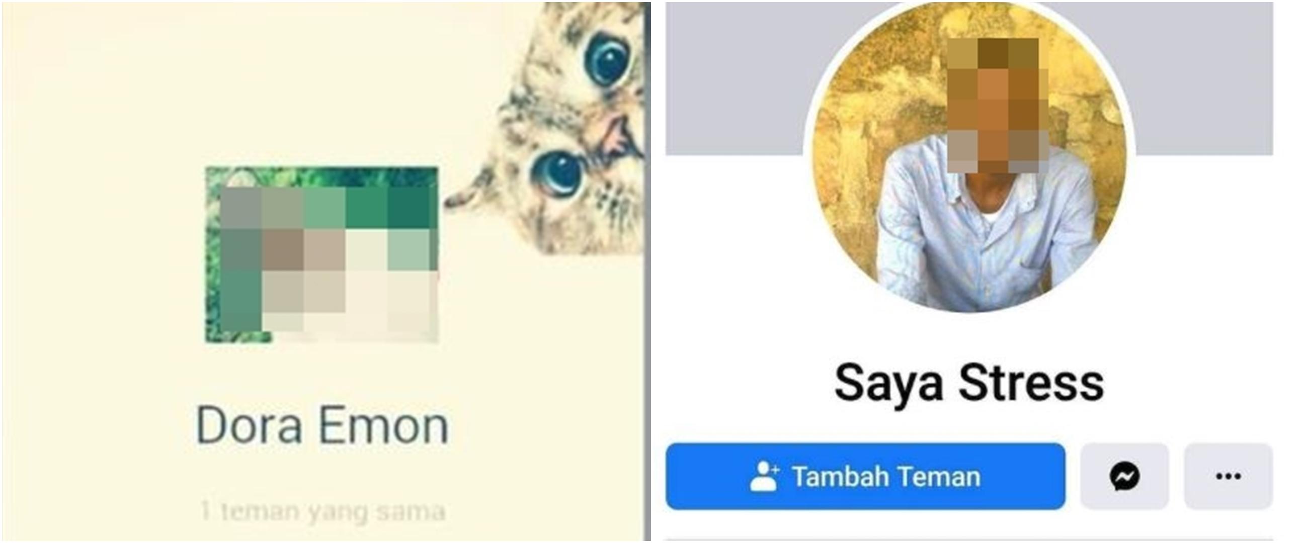 10 Nama akun Facebook absurd ini bikin bingung saat mau berteman