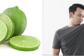 Atasi 5 masalah ketiak secara alami pakai jeruk nipis, mudah dan aman
