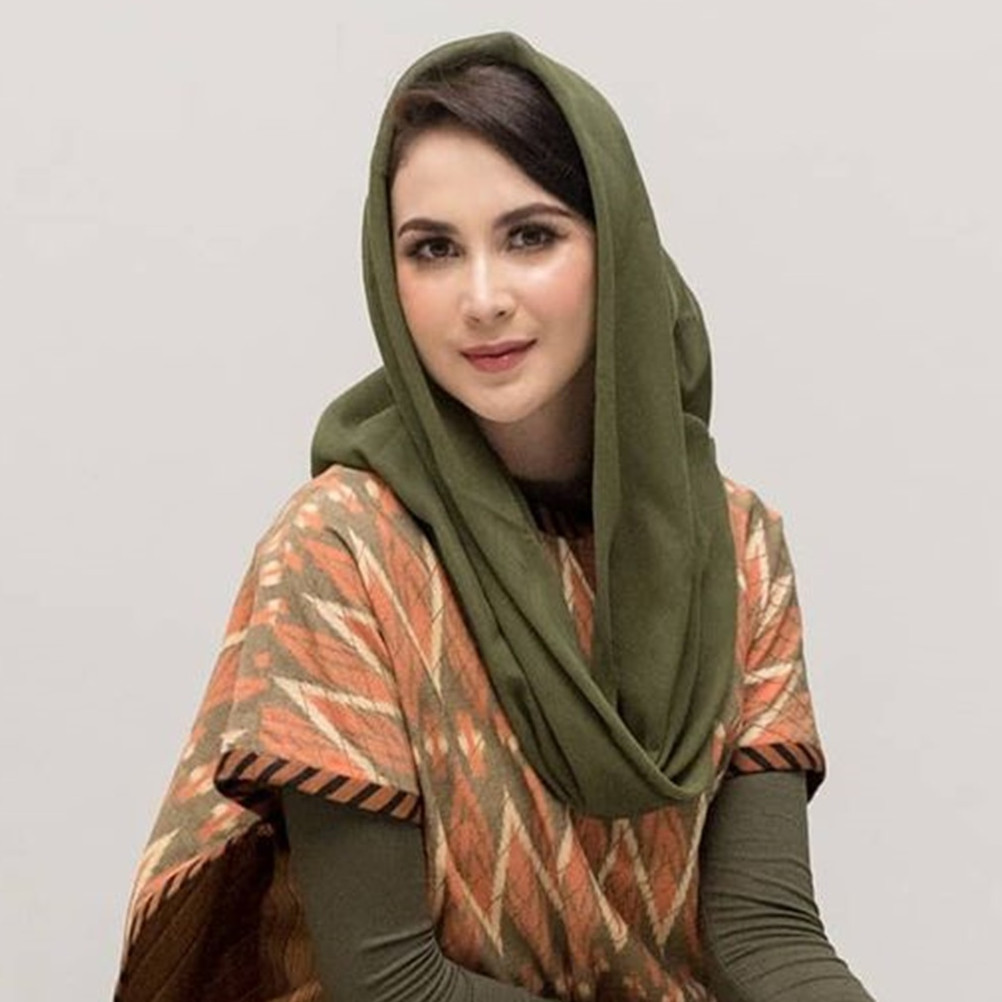 10 Potret Arumi Bachsin tanpa makeup, parasnya curi perhatian