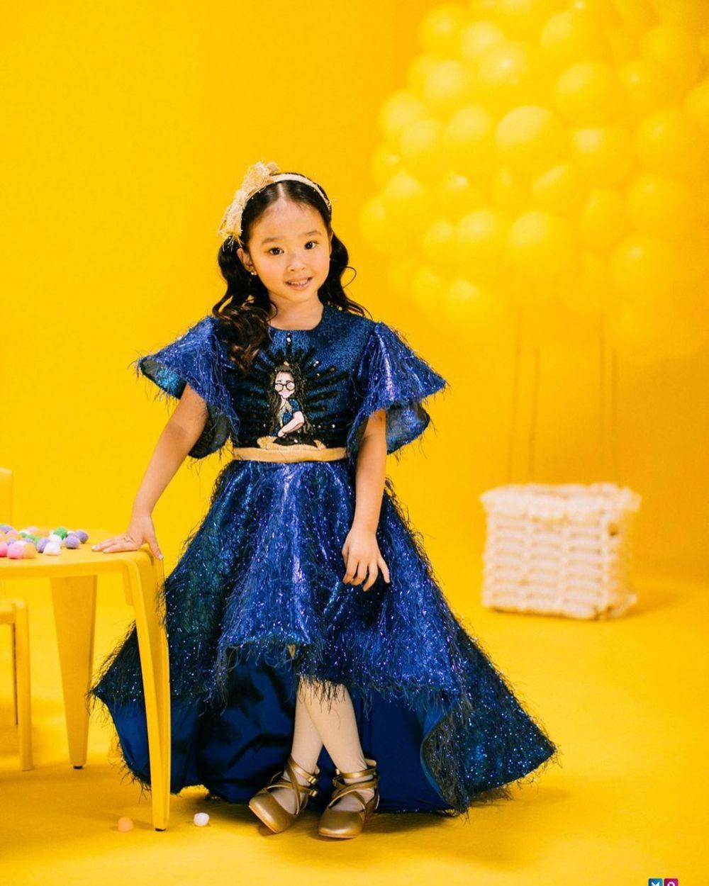 Thalia Putri Onsu syuting video klip © 2021 brilio.net