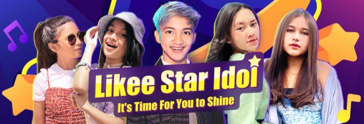 Kisah Inspiratif 5 pemenang Likee Star Idol, idola baru media sosial