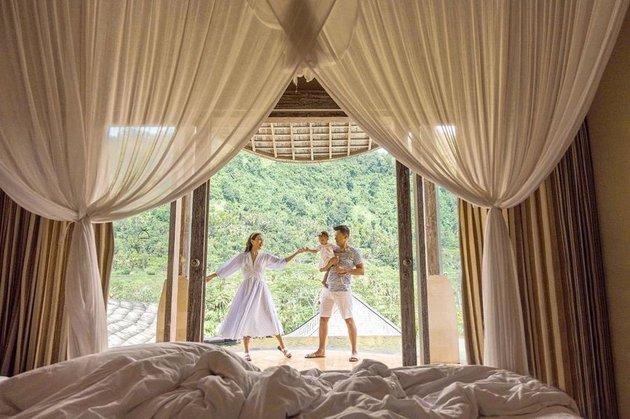 kehidupan Shandy Aulia di Bali © 2021 brilio.net