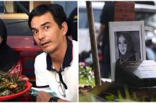 5 Ungkapan perpisahan Teddy Syach untuk Rina Gunawan, penuh haru