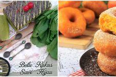 10 Resep kue berbahan sayur, kekinian, enak dan mudah dibuat