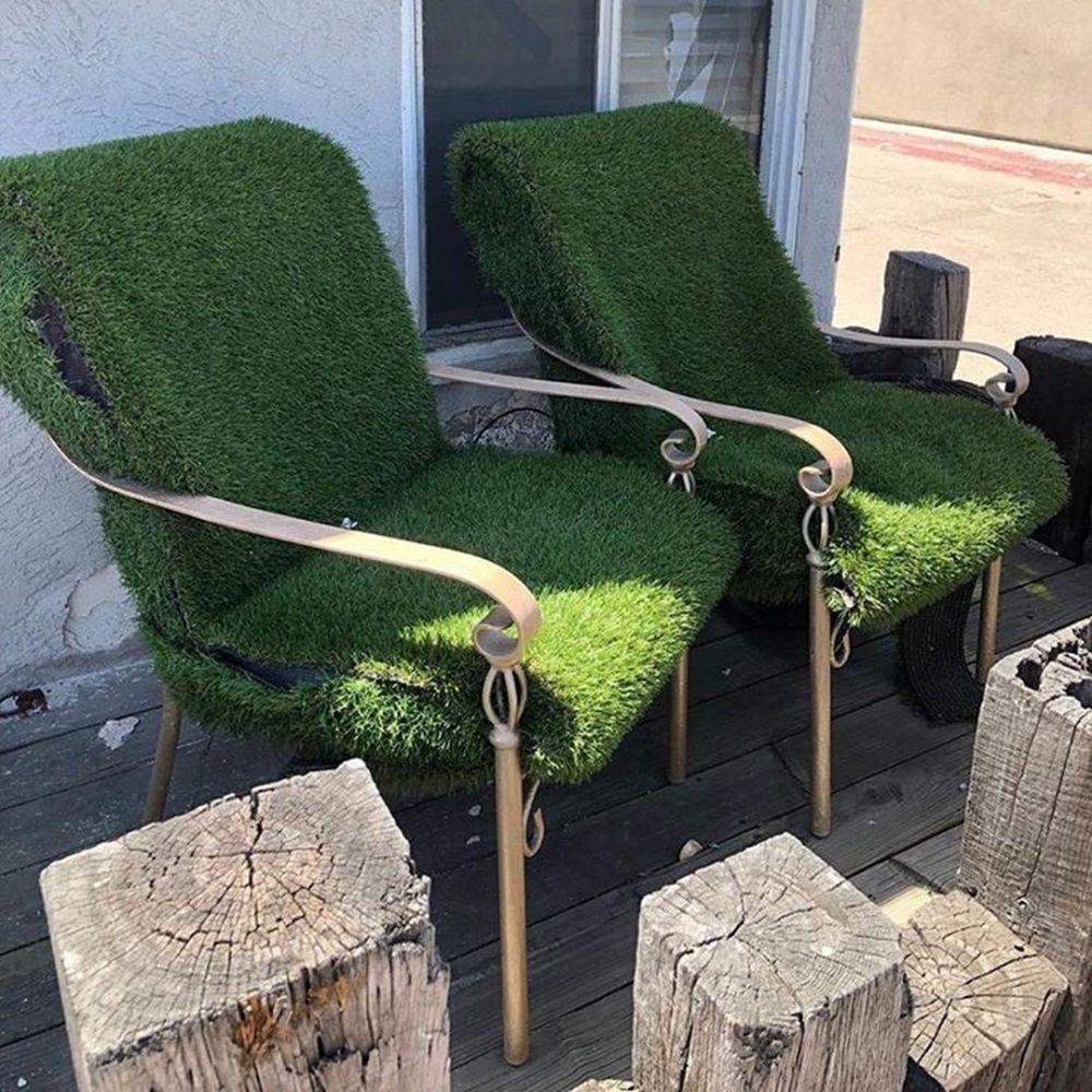 desain unik kursi taman © Berbagai Sumber
