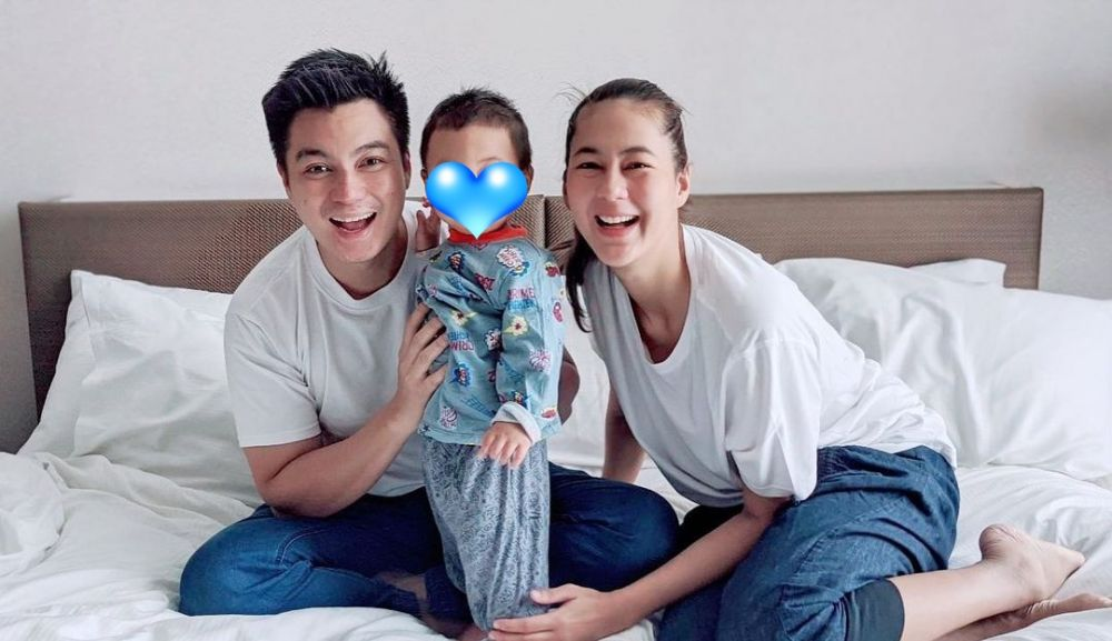 Paula & Baim Wong berencana tambah anak © 2021 brilio.net