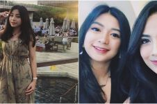 7 Potret cantik Mayang Sary, adik sekaligus asisten Vanessa Angel