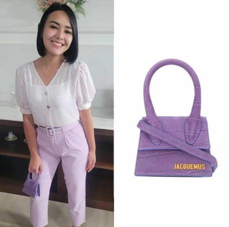 tas Amanda di Ikatan Cinta © Instagram