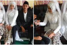 Viral pernikahan 2 pasangan kembar, tinggal bersama serumah