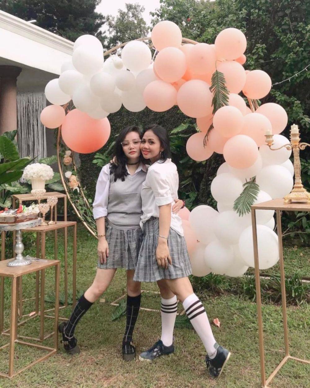 pesta ultah Mawar AFI ke-35 Instagram