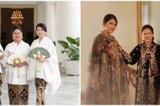 10 Beda gaya Iriana, Kahiyang, dan Selvi Ananda jadi istri pejabat